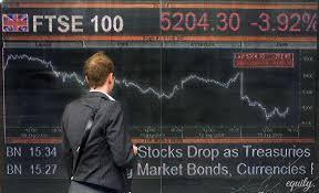 FTSE 100 mới nhất: Chỉ suy yếu một cách khiêm tốn sau khi dữ liệu GDP của Anh nghèo